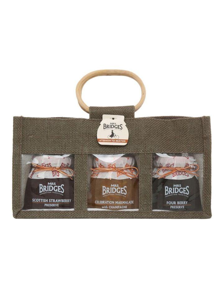 Afternoon Tea Selection Long Jute Bag 750G image 1