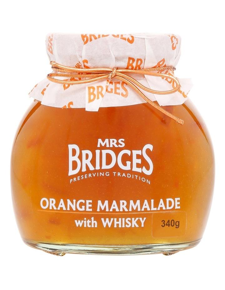 Orange Marmalade with Whisky 340g image 1