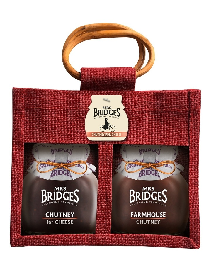 Chutney For Cheese Twin Jute Bag 600G image 2