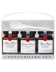 Cheeseboard Condiment Set 395g