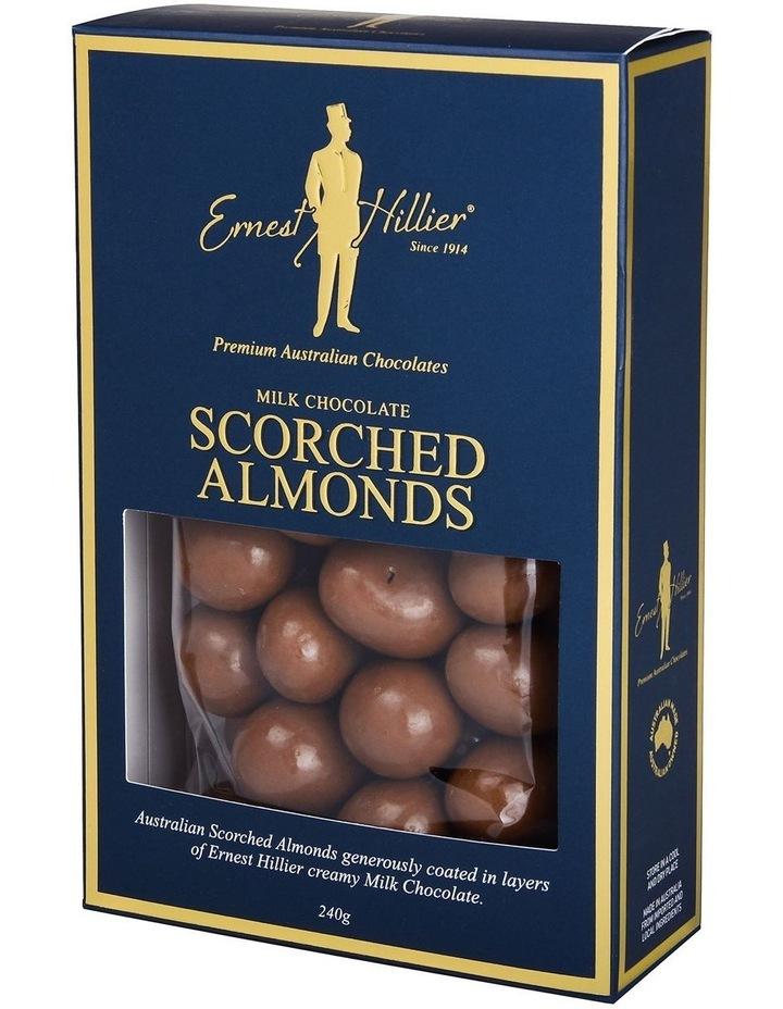 Milk Choc Scorched Almonds 240G image 1
