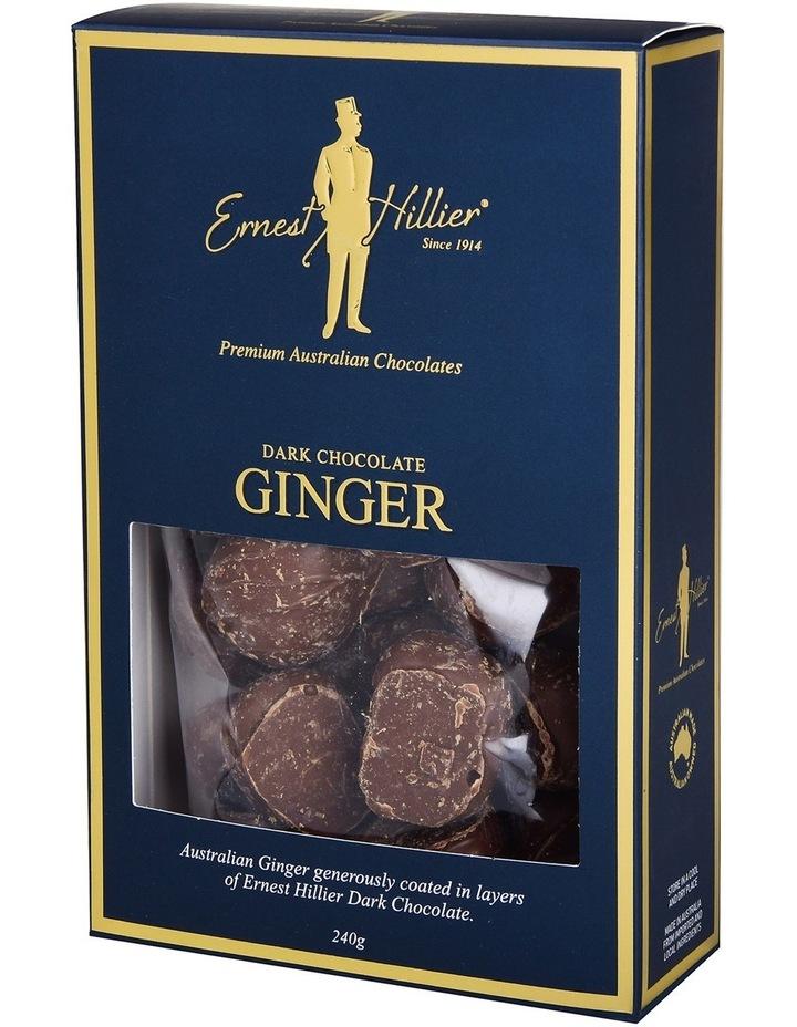 Dark Chocolate Ginger 240G image 1