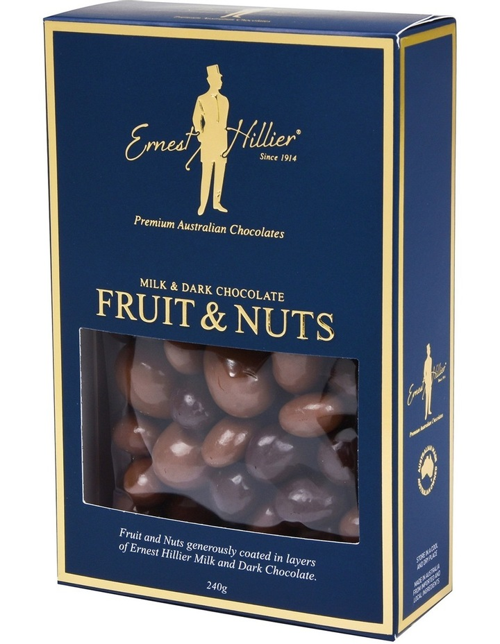 Choco Fruit & Nuts 240g image 1