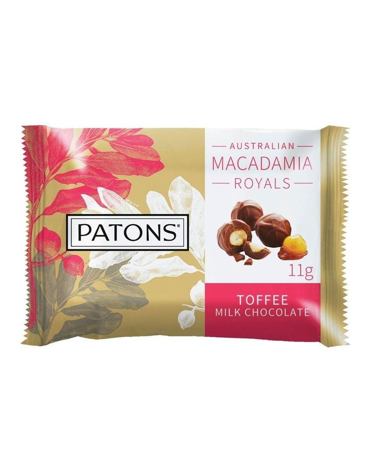 Milk Chocolate Macadamia Royals Gift Tin 130g image 2