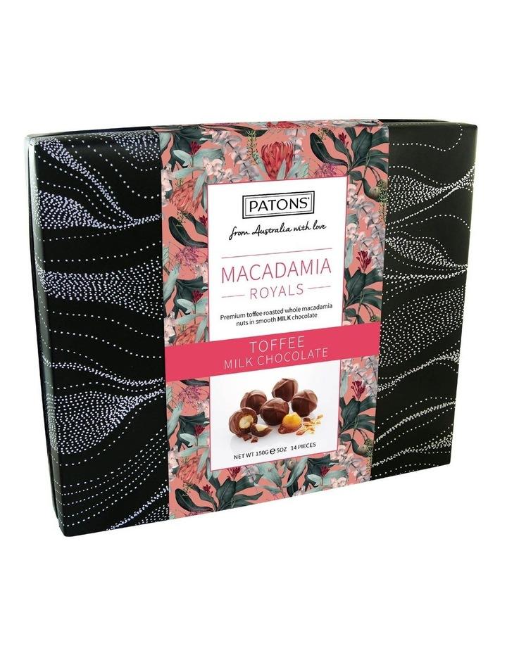 Milk Chocolate Macadamia Royals Gift Box 150g image 1