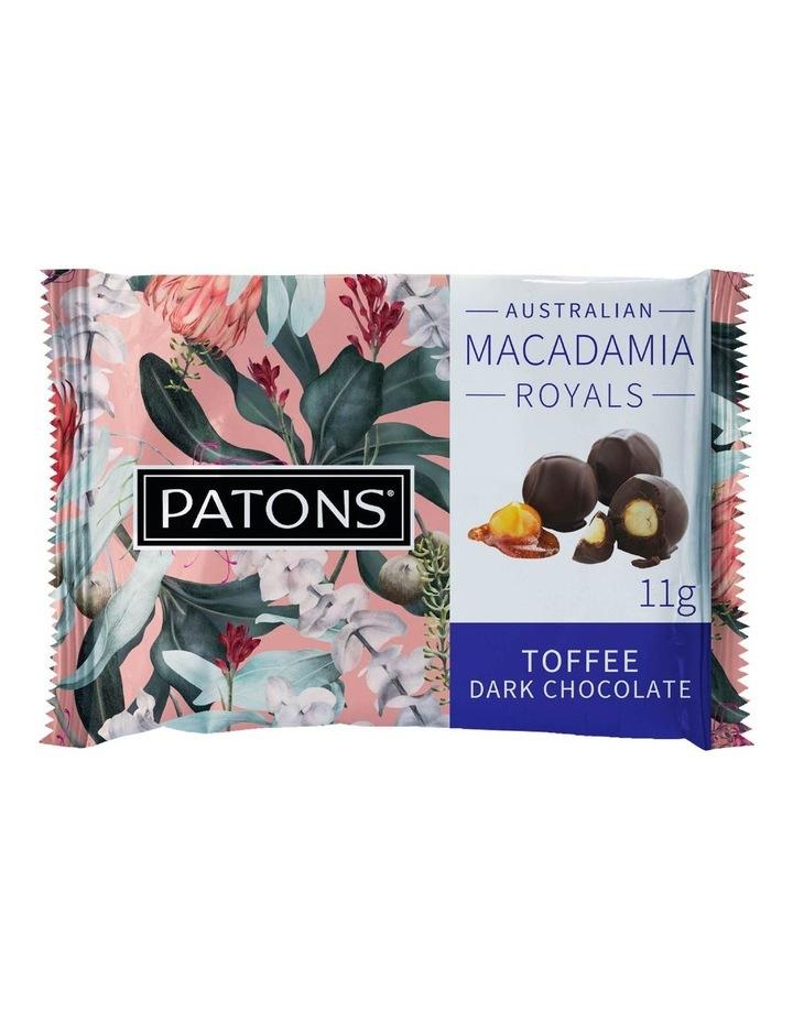 Dark Chocolate Macadamia Royals Gift Box 150g image 2