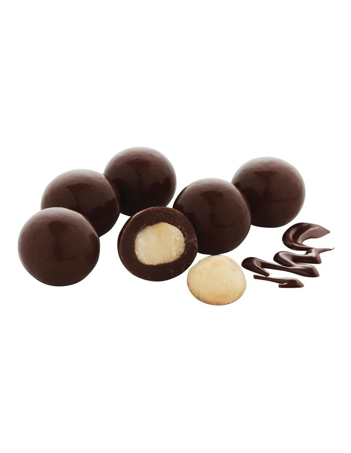 Dark Chocolate Coated Macadamias Australian Animals 170g image 2