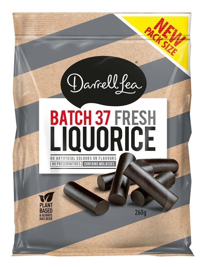 Batch 37 Liquorice  260g image 1
