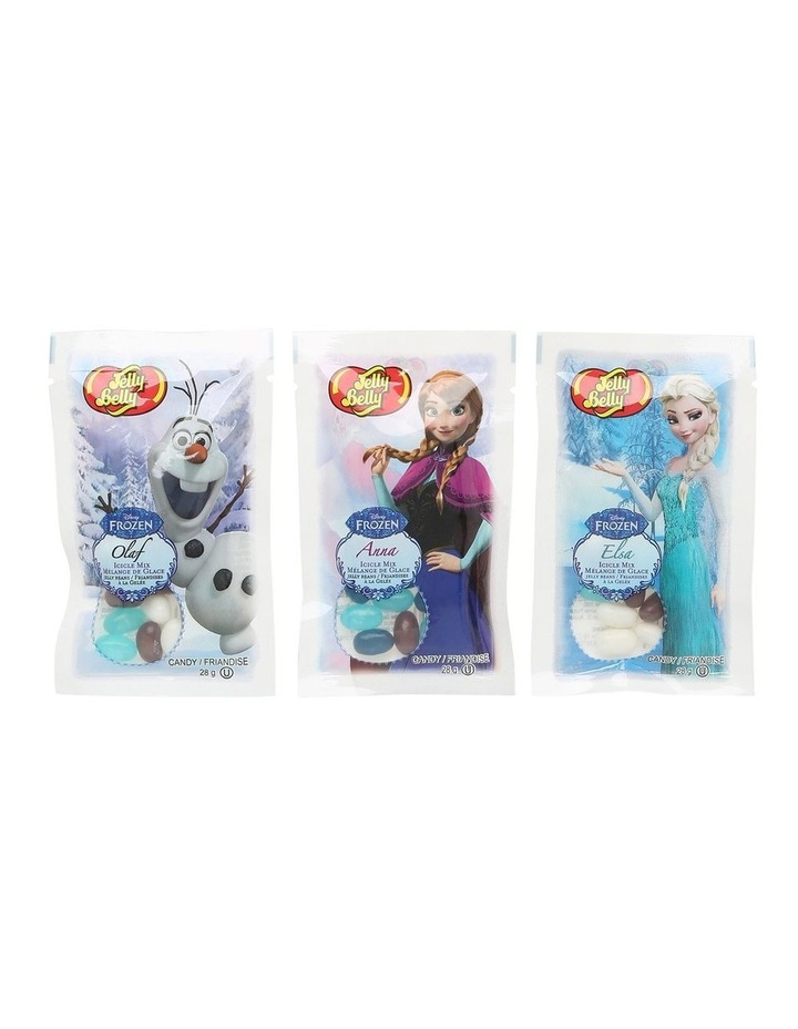 Disney Frozen Icicle Mix Sparkling Jelly Beans Pouch 28g image 1