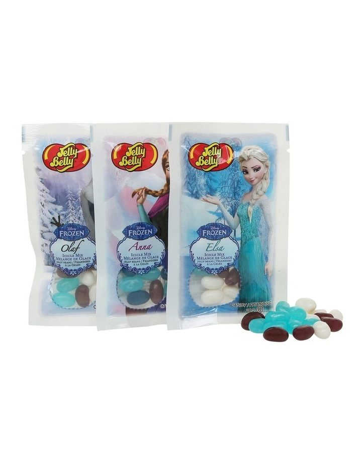 Disney Frozen Icicle Mix Sparkling Jelly Beans Pouch 28g image 2