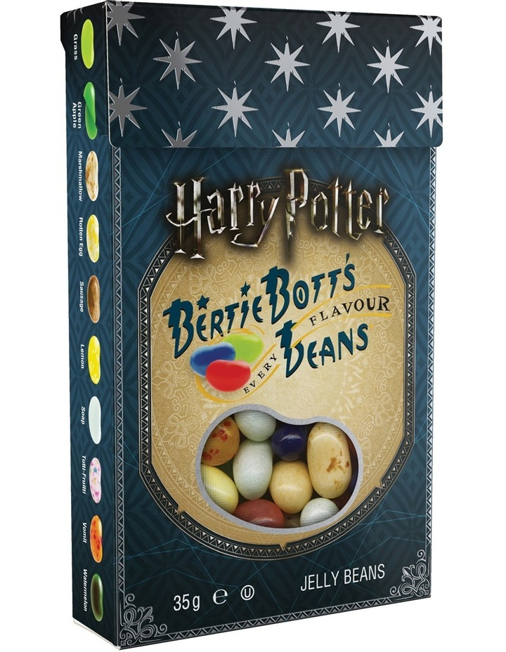 Harry Potter Bertie Bott's Every Flavour Beans Flip Top Box 35g image 2
