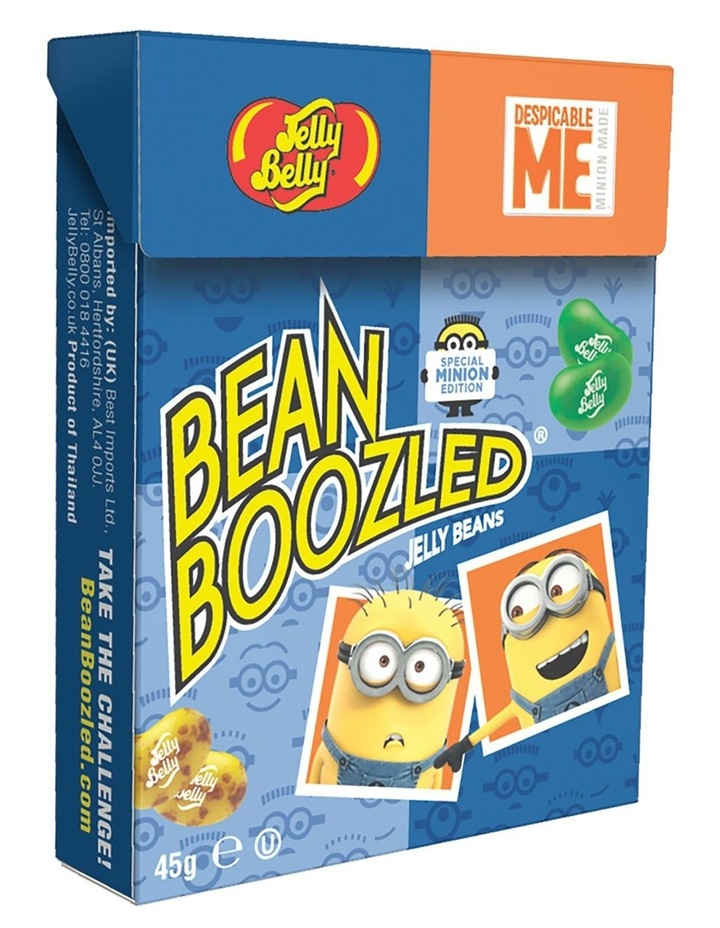 BeanBoozled Minion Edition Flip Top Box 45g image 1