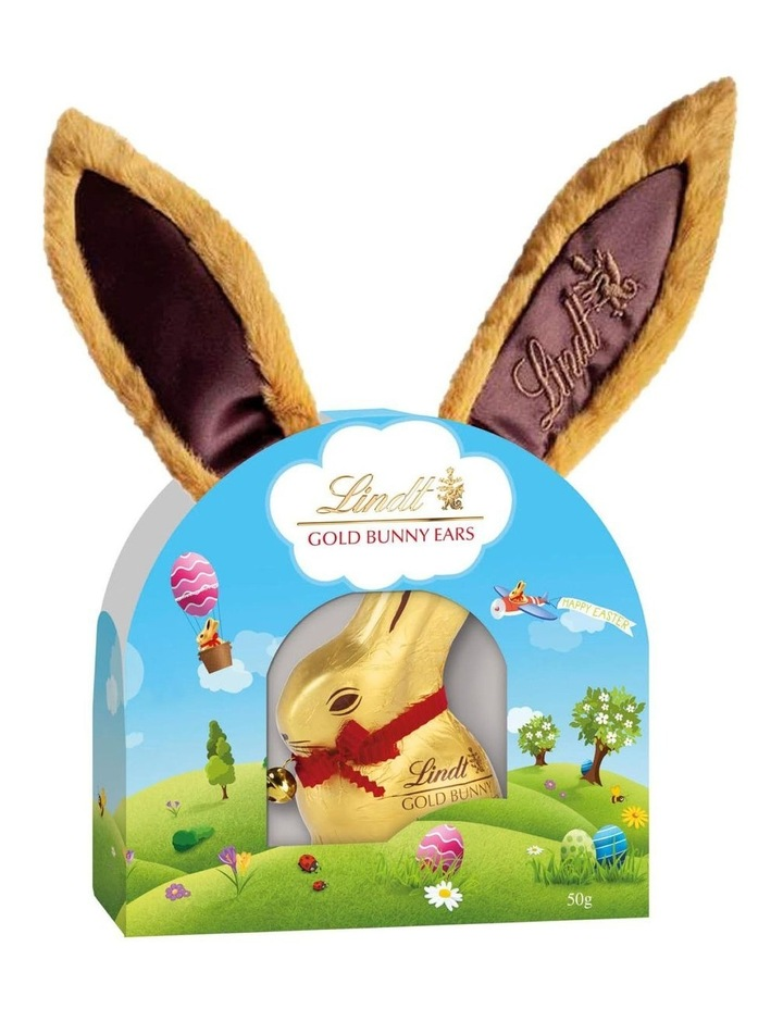 Plush Ears and Gold Bunny 50g image 1