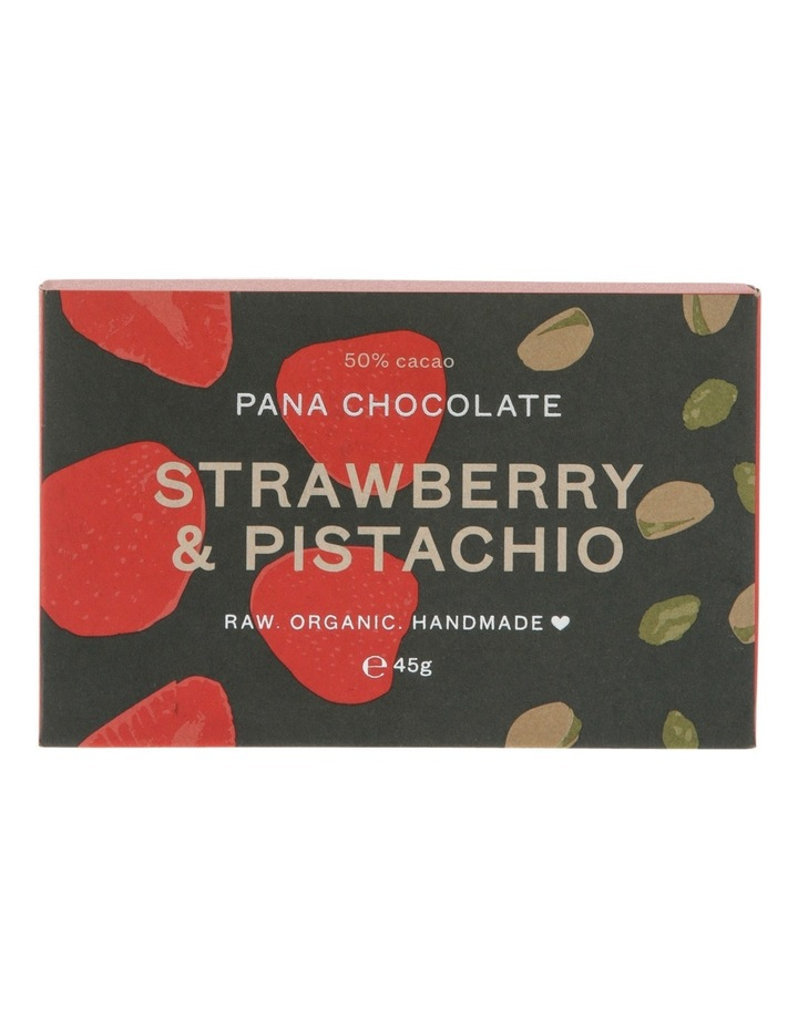 Strawberry & Pistachio Bar 45g image 1