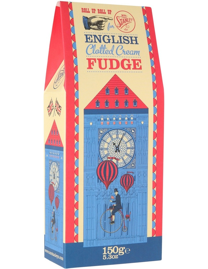 English Clotted Cream Fudge 150g image 2