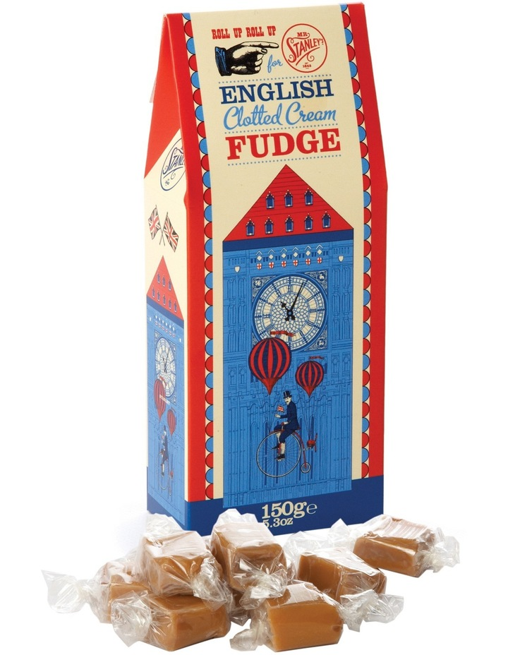English Clotted Cream Fudge 150g image 3