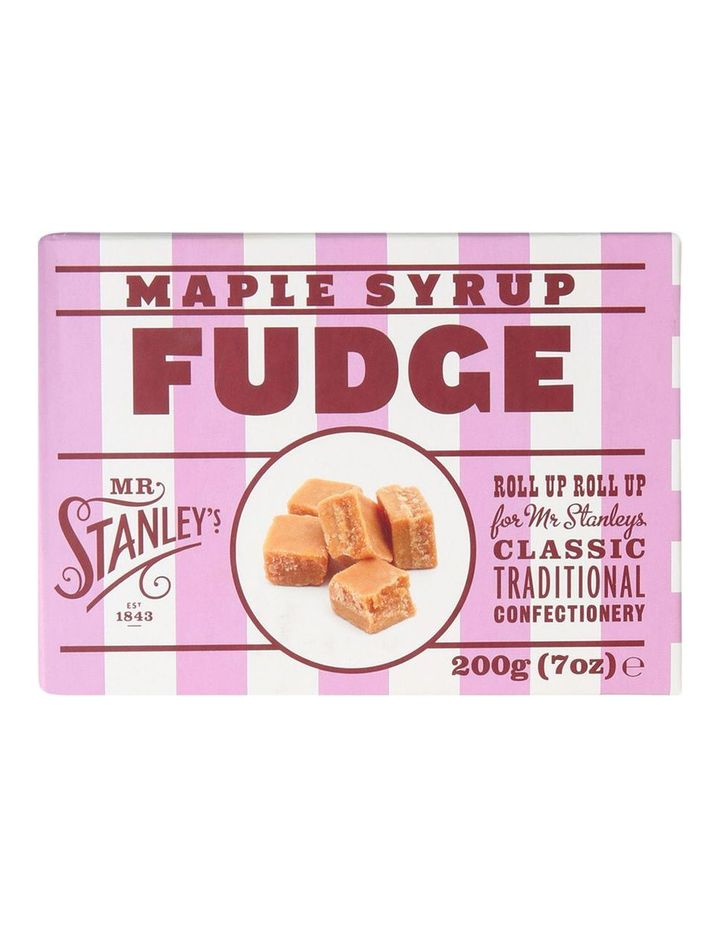 Maple Fudge 200g image 1