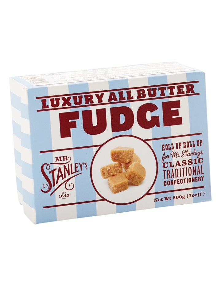 Luxury All Butter Fudge 200g image 2