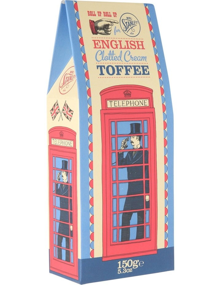 English Clotted Cream Toffee 150g image 2
