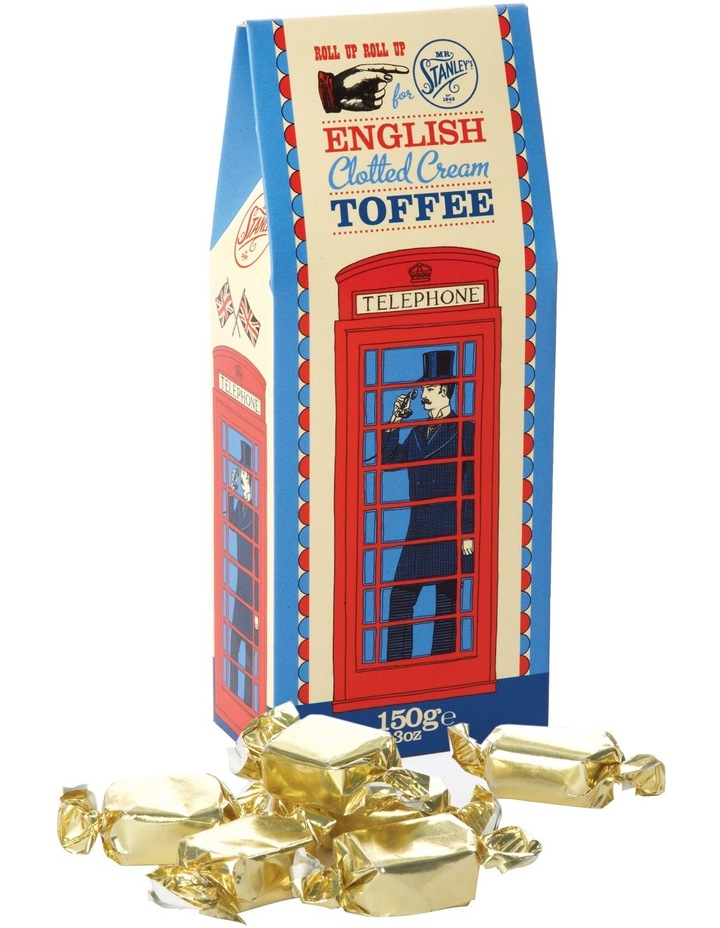 English Clotted Cream Toffee 150g image 3
