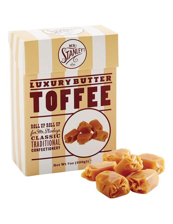 Luxury Butter Toffee 200g image 1