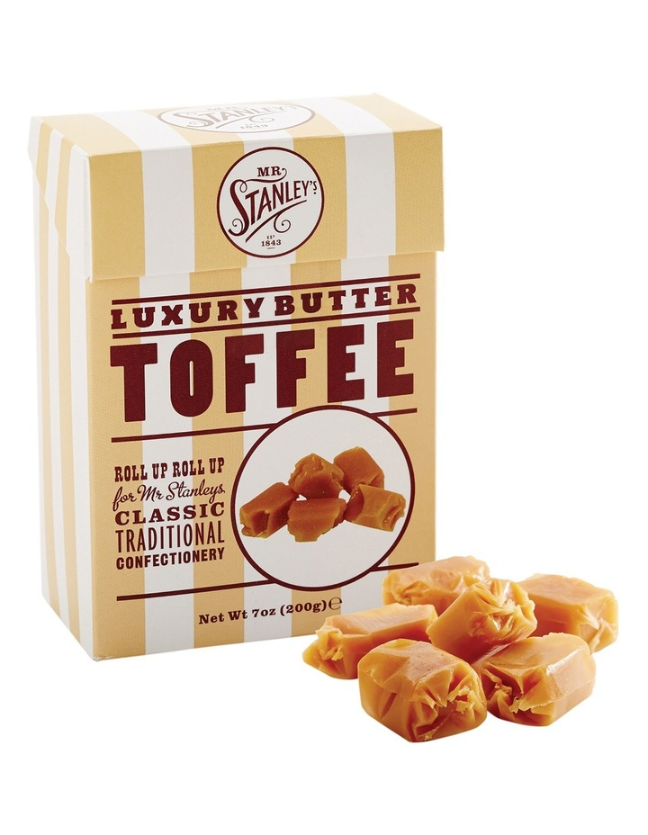 Luxury Butter Toffee 200g image 3