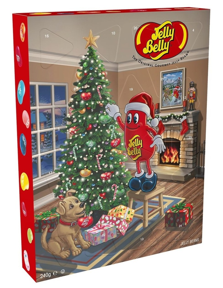 Advent Calendar 240g by Jelly Belly