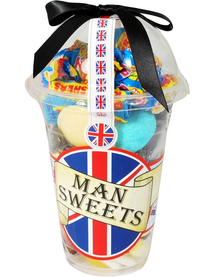 Man Sweets Candy Cup 304g image 1