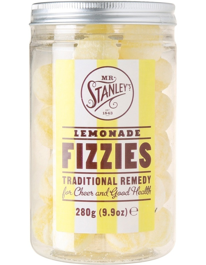 Lemonade Fizzies Jar 280g image 1