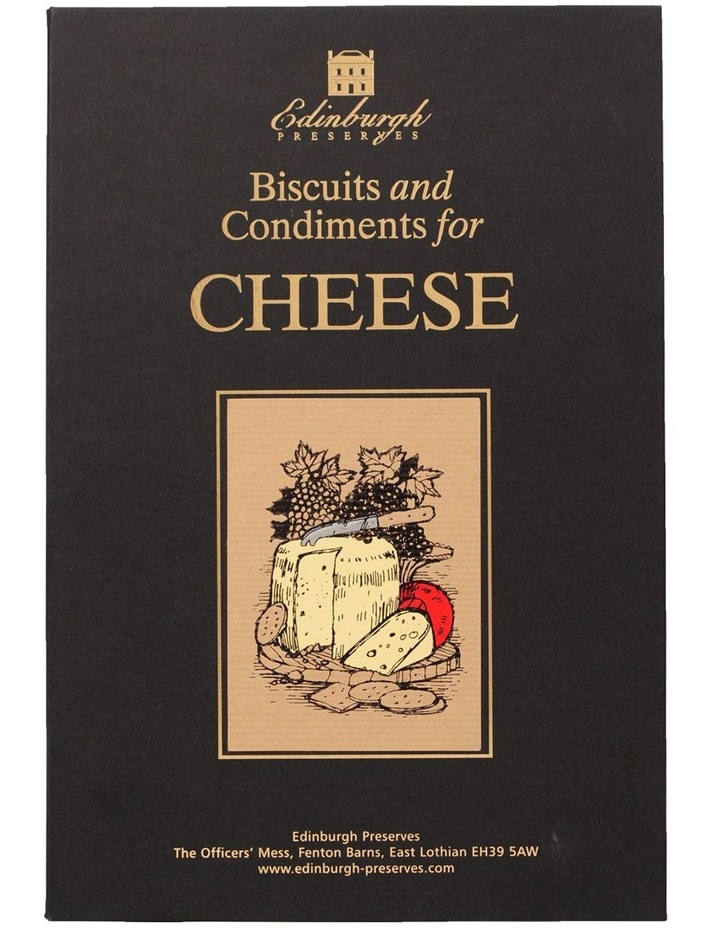 Biscuits and Condiments for Cheese Box 977g image 3