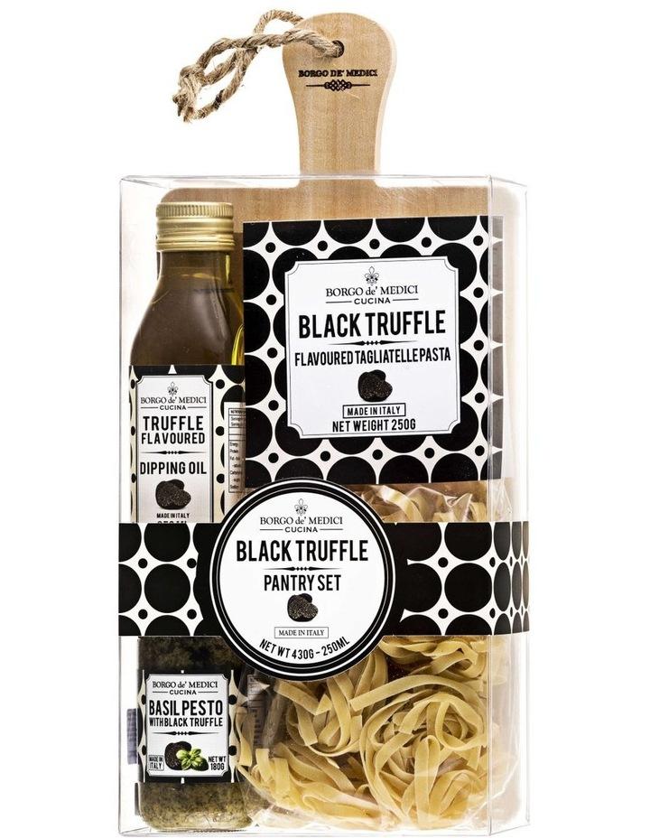 Truffle Set With Risotto, Tagliatelli And Evoo 430G   250Ml image 1