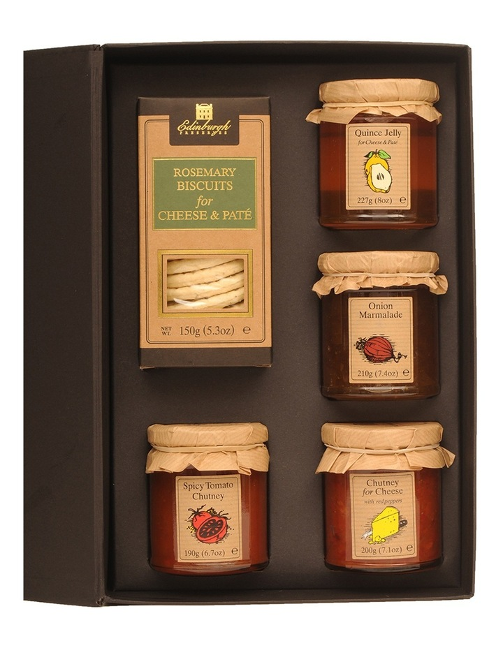 Biscuits and Condiments for Cheese Box 977g image 6