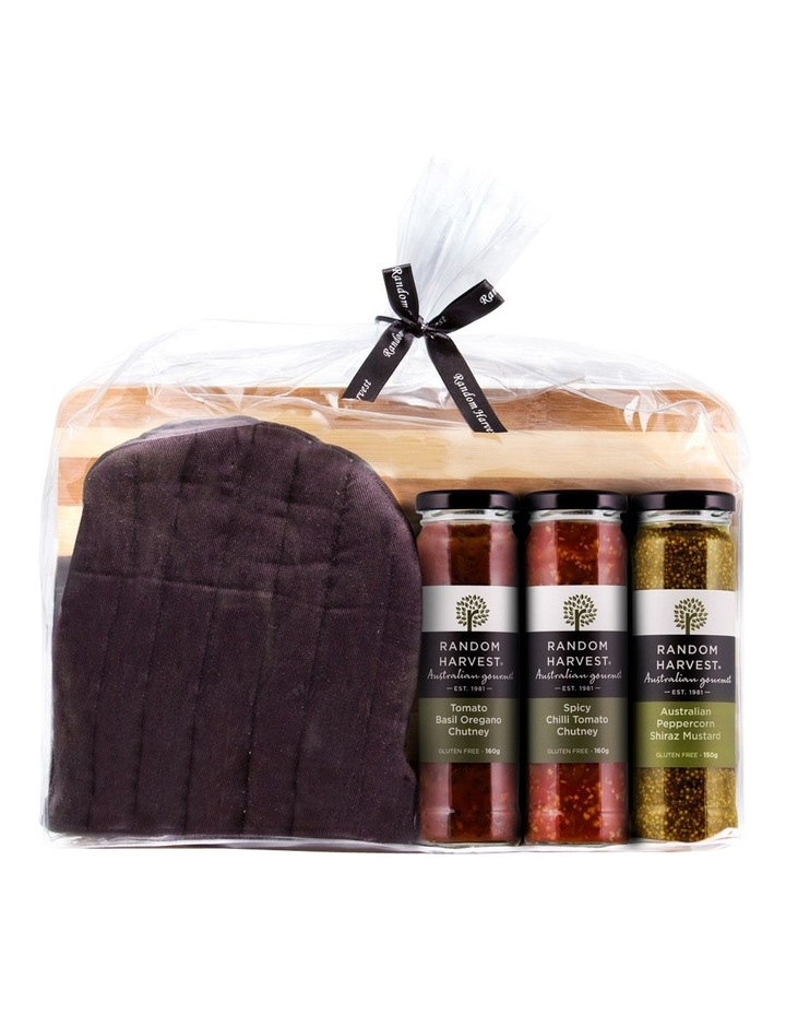 BBQ Condiments with Bread Board Pack 470g image 1