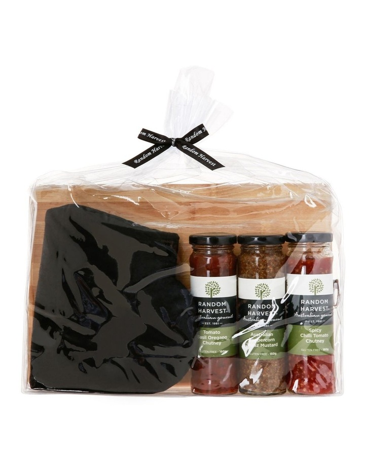 BBQ Condiments with Bread Board Pack 470g image 3