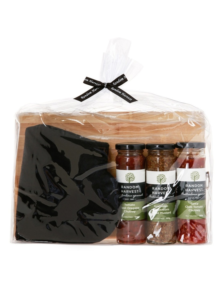 BBQ Condiments with Bread Board Pack 470g image 4