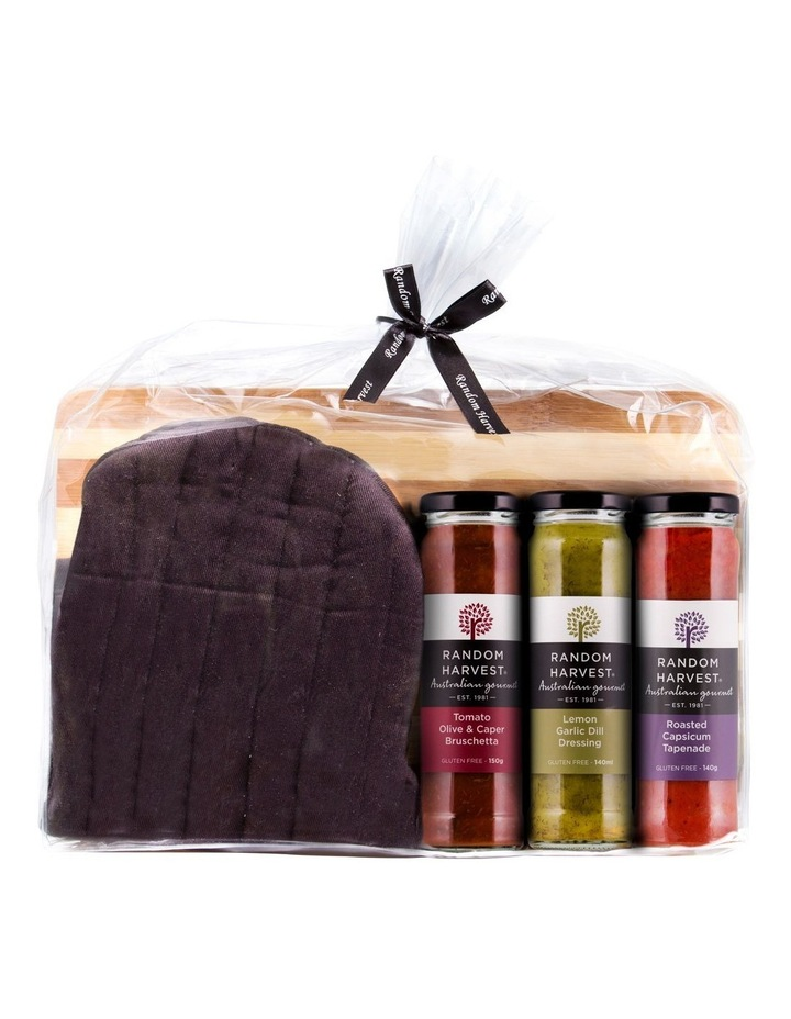 Entertaining Condiments with Bread Board Pack 430g image 1
