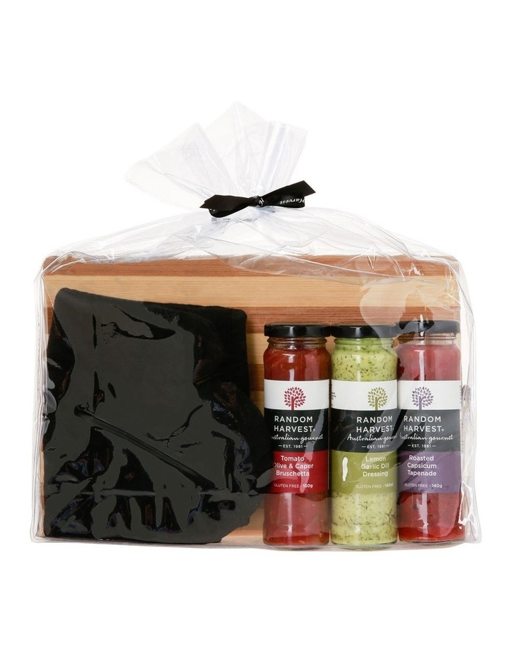 Entertaining Condiments with Bread Board Pack 430g image 3