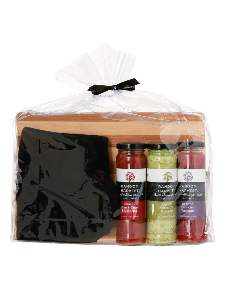 Entertaining Condiments with Bread Board Pack 430g image 4