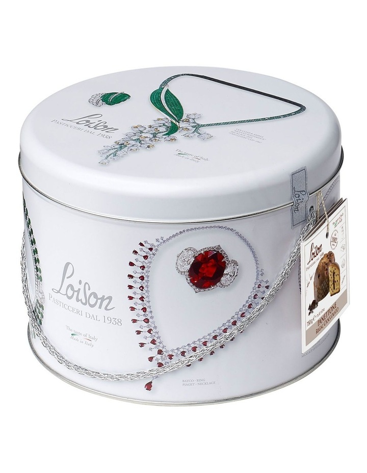 Regal Chocolate Panettone in Tin 750g image 1