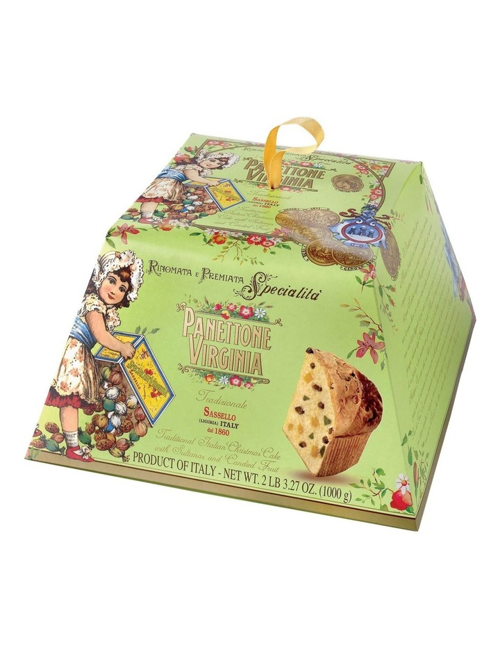 Traditional Low Baked Panettone image 1