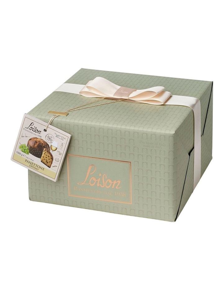 Loison Genesi Blends of Raisins Panettone in Box 1000g image 1