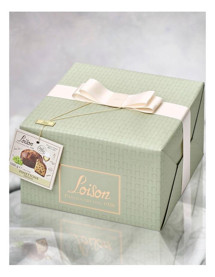 Loison Genesi Blends of Raisins Panettone in Box 1000g image 2