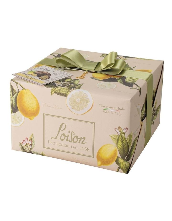 Loison Lemon Panettone in Gift Box 1000g image 1