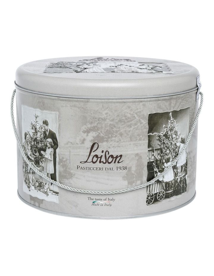 Loison Classic Panettone in Tin 750g image 3