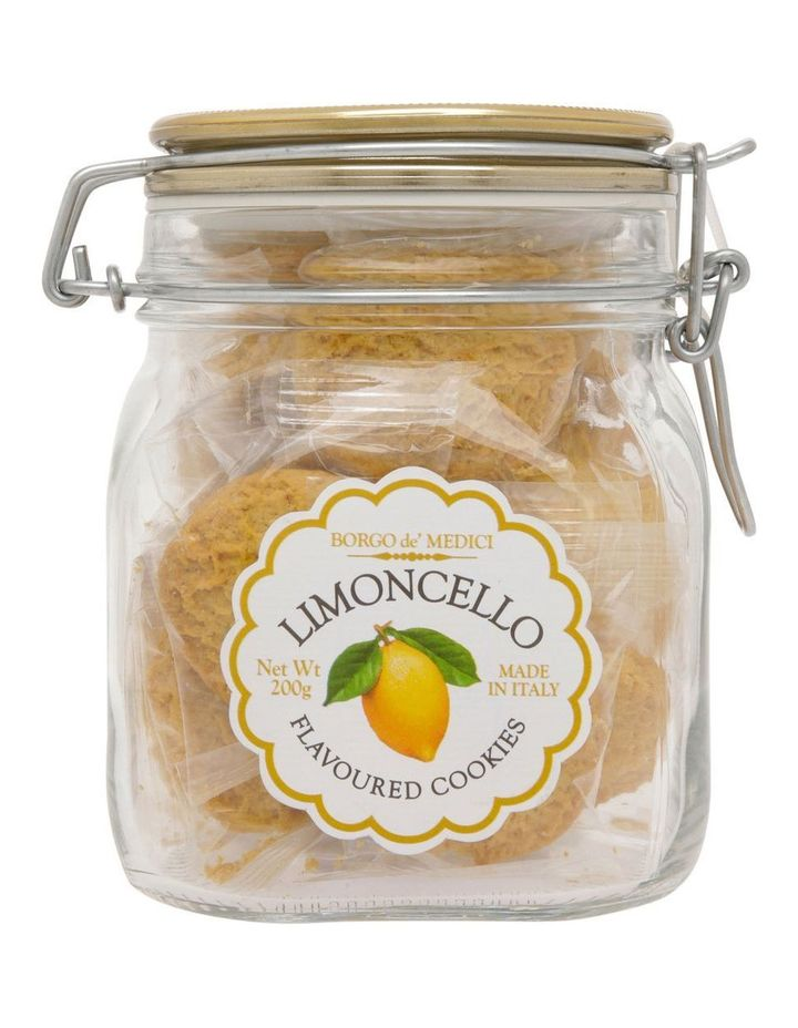 Limoncello Cookies in Jar 200g image 1