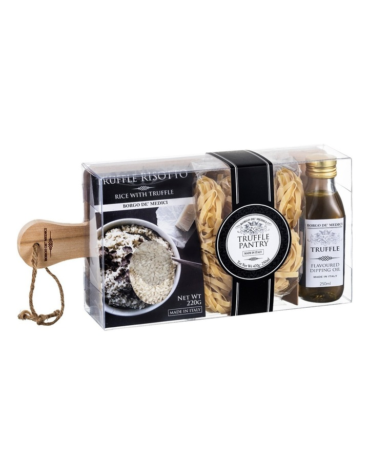 Truffle Set with Risotto, Tagliatelli and Evoo 470g image 1