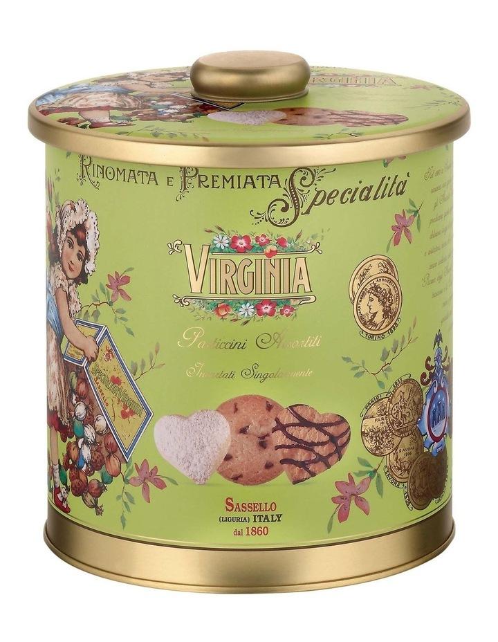 Virginia Assorted Biscuits Gift Jar 260g image 1