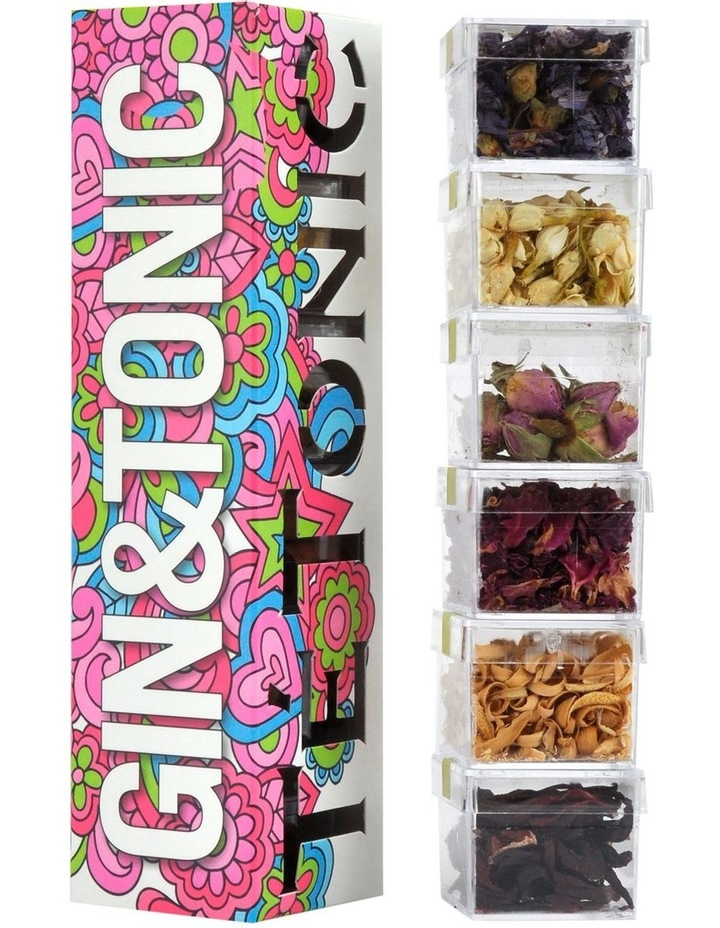 Flower Power Botanicals for Gin Tonic image 1