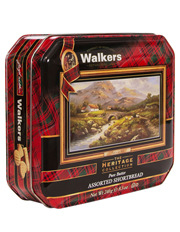Assorted Shortbread Path To The Hills Tin 240g