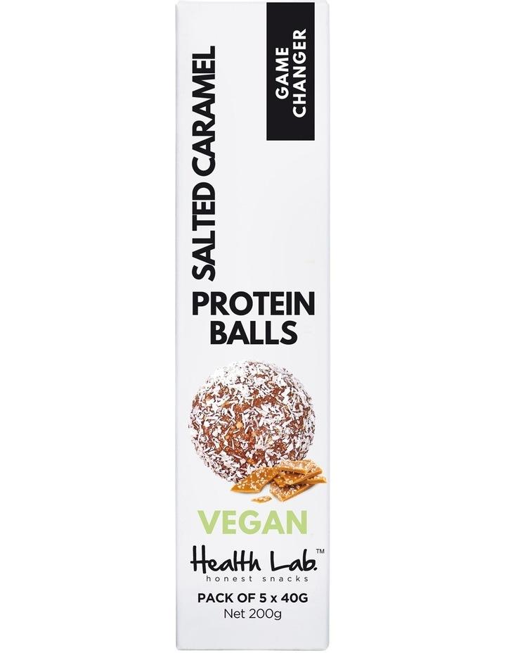 Game Changer Salted Caramel Protein Balls 200g 5pk image 1